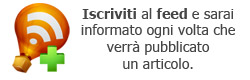 Iscriviti al feed
