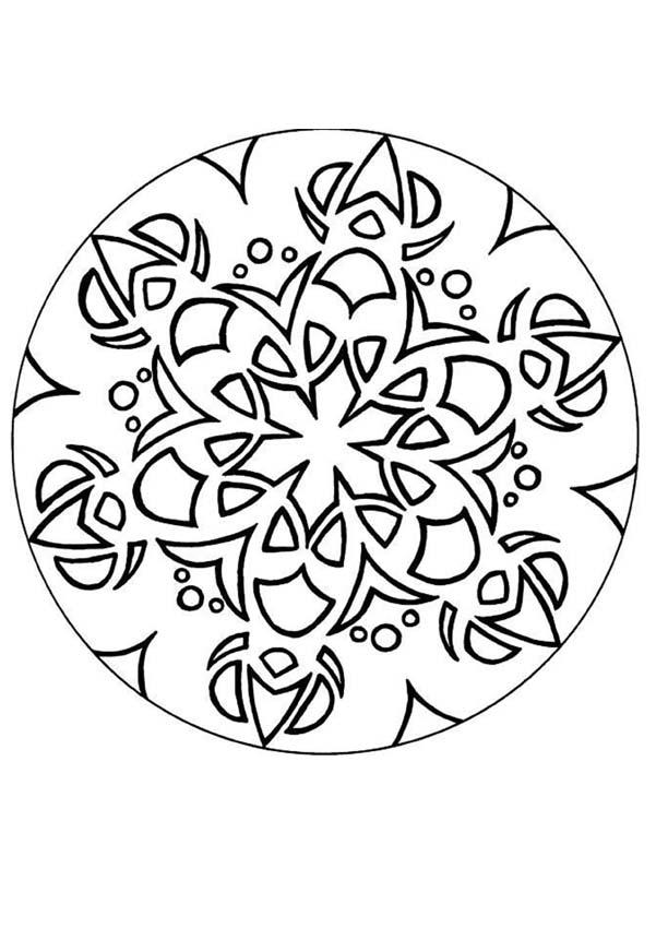 I Mandala Simboli Forme E Colori Crescere Leggendo