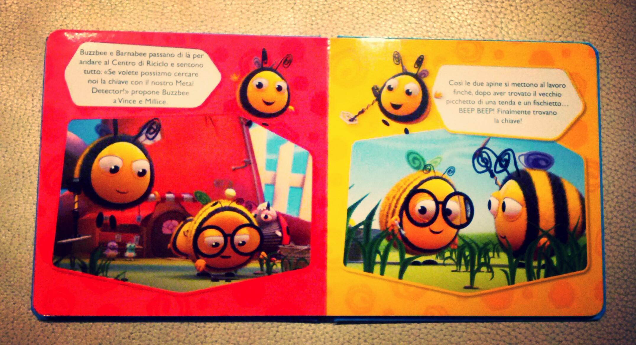 La casa delle api oro o miele crescere leggendo