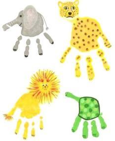 animali-mani-disegno e dipingo