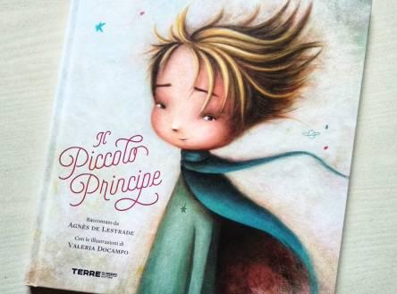 Il Piccolo Principe Agnès De Lestrade Crescere Leggendo